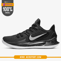 Sepatu Basket Nike Kyrie Low 2 EP Black Metallic Silver Original AV633