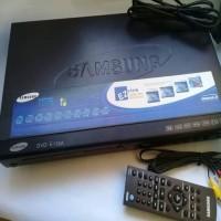 DVD Player Samsung DVD Player with USB Input