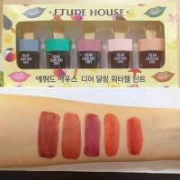 Etude house dear darling tint Ice Cream SET (5pcs)