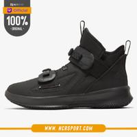 Sepatu Basket Nike Lebron Soldier 13 SFG Triple Black Original AR4228-