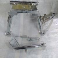 standar tengah set chrome honda PCX NEW 2018 ring 17 Motor Variasi