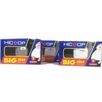 Celana Dalam Pria Hicoop Brief Big Size 3in1 HBBS-301 XXL, 3XL, 4XL
