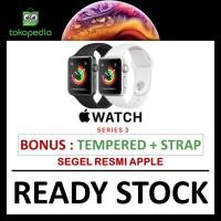 Apple Watch Series 3 GPS 42mm space grey alum black sport band MQL12