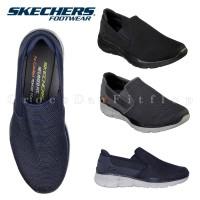 SEPATU SKECHERS MENS Equalizer 3.0 Original Sepatu Pria Sneakers - Dus