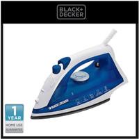BLACK+DECKER Steam Iron 450W AJ2000