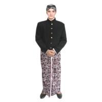 Setelan Beskap Jogja Pakaian Adat Jawa