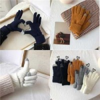 [EF]Sarung Tangan Wanita Touch Screen Winter Women Glove