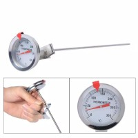 Deep Fry Cooking Thermometer 30cm Ukur Suhu Minyak