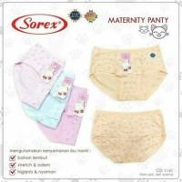 Pakaian Dalam Wanita Hamil CD / Celana Dalam Ibu Hamil Sorex 1141