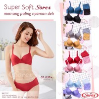 BH Sorex Super Soft Series 17237 - Bra Sorex Busa Kawat