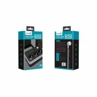 Stop kontak Port USB Charger Colokan Listrik Secret G SE3631 Original