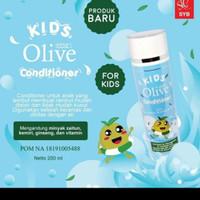 OLIVE CONDITIONER RAMBUT ANAK / COE KIDS HAIR CONDITIONER BPOM