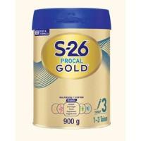 S26 Procal Gold Tahap 3 Vanilla 900gr