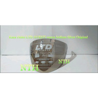 Kaca Helm LTD AVENT warna Iridium Silver Original.Visor Helm LTD