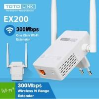 Totolink EX200 Wifi Extender 300mbps