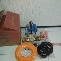 Mesin cuci ac Robotech rh785 300watt