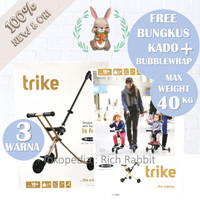 Micro Trike Stroller for Kids 18+ Months (Max 40kg)