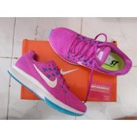 Sepatu Running Nike Air Zoom Structure 32 Violet Original