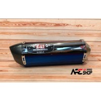 Knalpot Yoshimura R77 Thailand Series Silencer Only Inlet 50mm