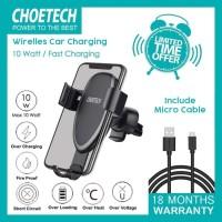 Car Wireless Fast charging CHOETECH T536 S Mount Qi 10W