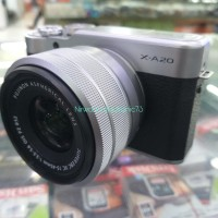 CAMERA MIRORLESS FUJIFILM X-A20 KIT XC 15- 45MM OIS PZ