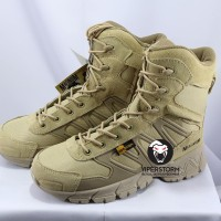 Sepatu Boot Tactical Speed - Light Edition - PDL Lapangan 8 inchi