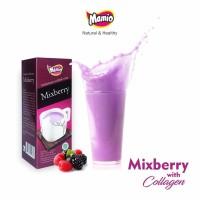 Minuman Serbuk Mamio Mixberry With Collagen