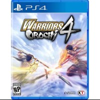 Warriors Orochi 4 PS4 Game PS4