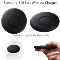 Wireless Charger Samsung PAD S10 S8 S9 Note 10 Note 11 Fast Charging