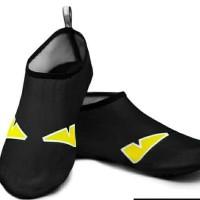 Aqua / Water Shoes / Sepatu Slip On Pantai/Snorkling/Renang Dengan Sol