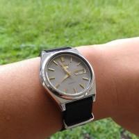 Tali jam tangan Nato Strap ukuran 20mm macam Warna - Hitam