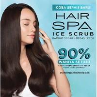 LOREAL HAIR SPA ICE SCRUB - SCALP RE-BALANCING SCRUB 150 ml