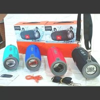 Portable Speaker Speker Bluetooth Wireless JBL J020 EXTREME Bass BIRU