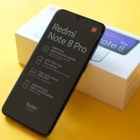 XIAOMI REDMI NOTE 8 PRO RAM 6 ROM 64 NEW