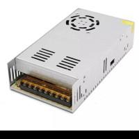 Promo Power Suply CCTV 12V 30A + FAN (ModelJaring)