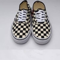 Sepatu Vans Authentic Checkerboard