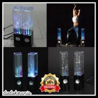 Speaker Air Mancur Colorful Dancing Water Speakers Speaker Aktif