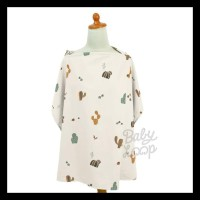GRATIS ONGKIR Nursing Apron Earth Collection Printed (LIMITED EDITION)