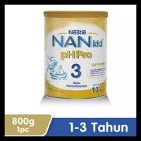 Susu Nestle Nan kid ph pro 3 800gr NEW