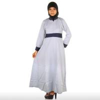 Gamis Muslim I Busana Muslim Wanita Gamis Syar'i Fahirah 2