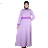 Gamis Muslim I Busana Muslim Wanita Gamis Syar'i Fahirah 5