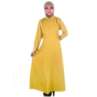 Gamis Muslim I Busana Muslim Wanita Gamis Syar'i Fahirah 4