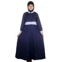 Gamis Muslim I Busana Muslim Wanita Gamis Syar'i Fahirah 3