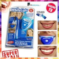 SUPER MURAH WHITE LIGHT PEMUTIH GIGI WHITELIGHT