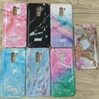 Soft Case Casing Marble Marmer Marbel Oppo F1 / A35 / F1F