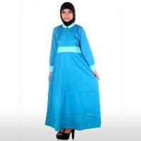 Gamis Muslim I Busana Muslim Wanita Gamis Syar'i Fahirah
