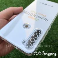REDMI NOTE 8 2mm Case Transparant Clear TPU Premium Softcase