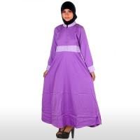 Gamis Muslim I Busana Muslim Wanita Gamis Syar'i Fahirah 1