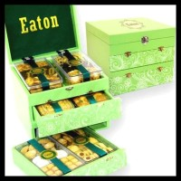Readystokk.. Hot Sale Eaton Hampers Parcel Lebaran .. Paket Box D ..