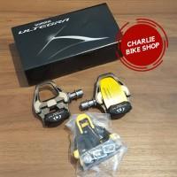 Pedal Cleat Roadbike SHIMANO ULTEGRA PD- R8000 dengan Cleat 248 Gram
